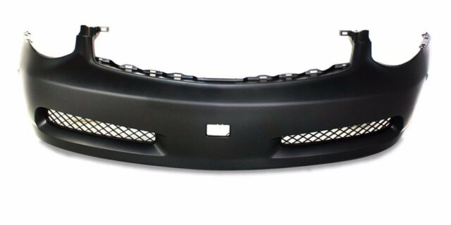 Bumper Cover Facial Front Coupe For Infiniti G35 03-07 Primered IN1000122 New