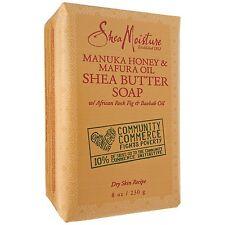 SHEA MOISTURE MANUKA HONEY & MAFURA OIL SHEA BUTTER SOAP