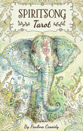 Spiritsong Tarot Classic tarot practices Native American symbolism