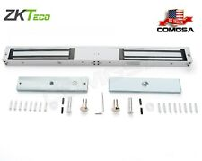 Zkteco Maglock Double 600lbs Magnetic Lock For Access Control Or Entry Door Usa