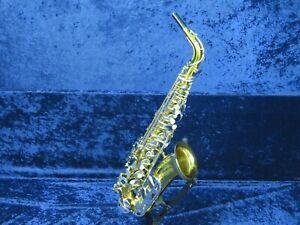 Adaptable Conn 20 M Saxophone Alto Ser#4236542 Superbe & Joue Bien! ***-afficher Le Titre D'origine