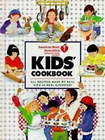 Kid's Cookbook By The American Heart Association (new)