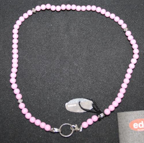 Farben NEU UVP 24,90€ EDC by ESPRIT Kette Hot Glam Charms Edelstahl Perlen div