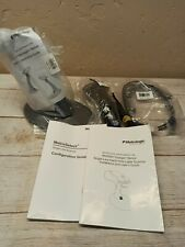 Metrologic Ms9500 Voyager Barcode Scanner Single Line With Stand Please Read