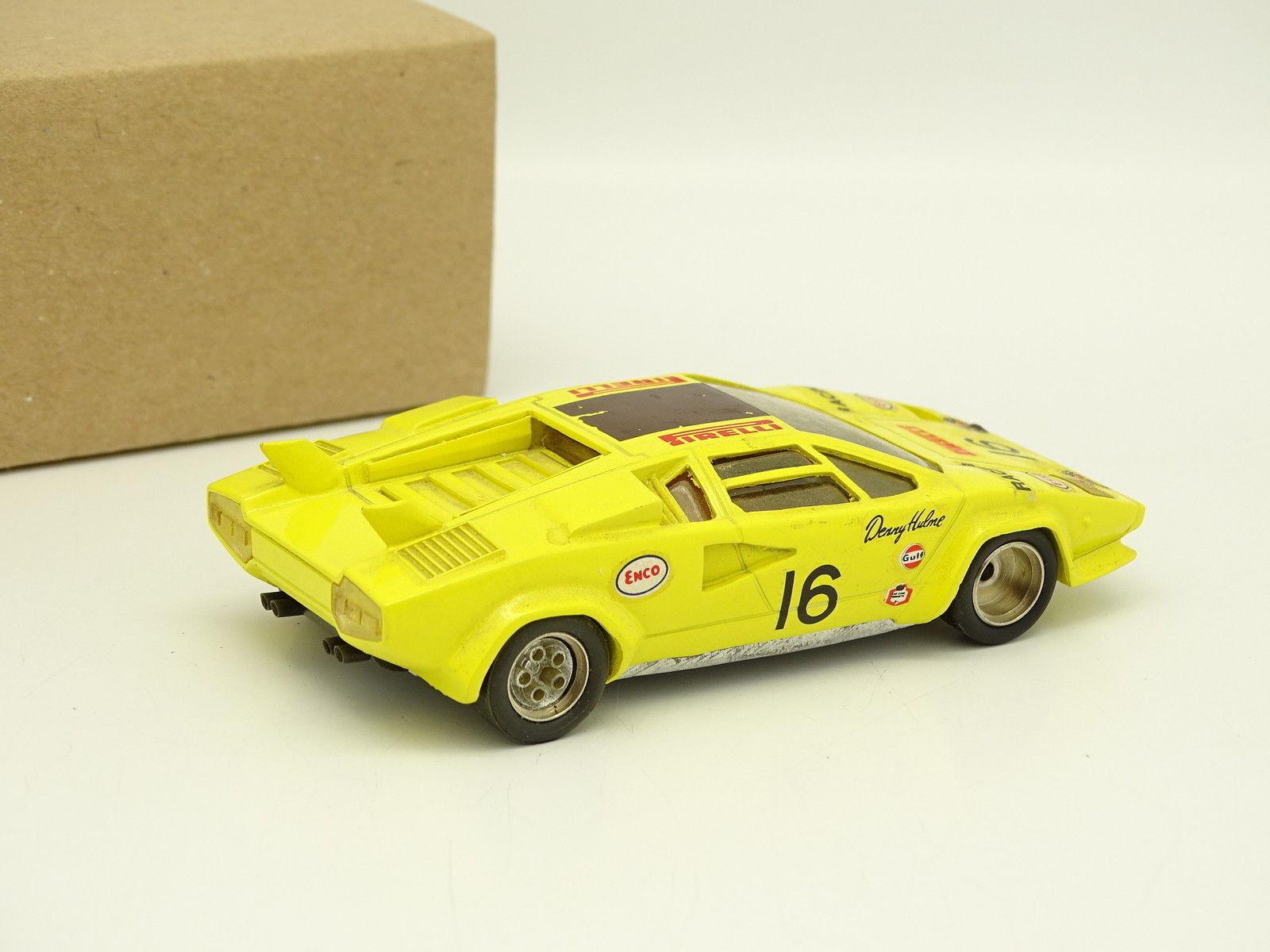 Record Kit Assembled 1 43 - Lamborghini Countach Hulme Hulme Hulme b51eb3