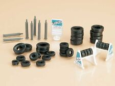 Auhagen 42590 Tyres with Stand & Gas Cylinders Plastic Kit HO/OO/TT  1st Class
