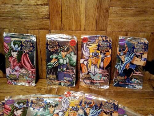 SUPER RARE// Mexico 180 cards Saint Seiya GIFTS Caballeros del zodiaco
