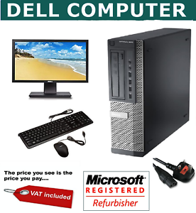 DELL-COMPUTER-PC-22-034-WIDESCREEN-MONITOR-WINDOWS-10-7-16GB-RAM-1TB-525GB-SSD