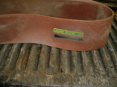 NEW OLD STOCK JOHN DEERE ENDLESS BELT GREAT TO USE WITH HIT MISS ENGINES    eBay