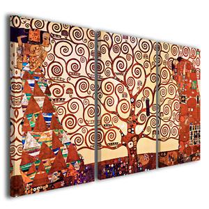 Stampe su tela Gustav Klimt L\'albero della vita quadri famosi ...