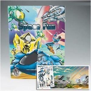 Details Sur Creer Votre Top Model Votre Espace Fun Coloriage Et Autocollants Livre Afficher Le Titre D Origine