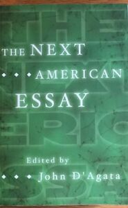 A Description of the American as Very Different Than the Twentieth Century American