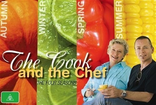 1 of 1 - The Cook And The Chef - Four Seasons Boxset (DVD, 2007, 8-Disc Set)