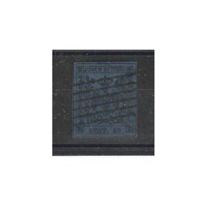 1852-DUCHE-DE-MODENA-40-CENT-BLEU-CIEL-SOMBRE-SASS-N-6-D-039-OCCASION-MF58596