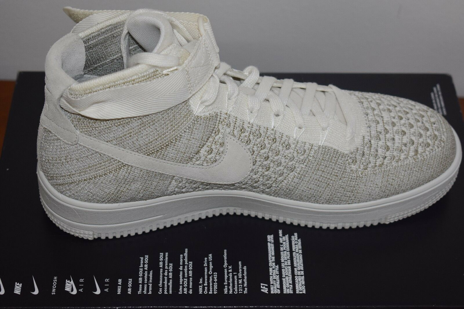 Brand New Nike AF1 Ultra Flyknit MID Men's Fashion Sneakers Price reduction Price reduction