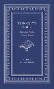 TIMOTHY-039-S-Livre-Verlyn-Klinkenborg-Tout-Neuf-Rigide-Envoi-GB