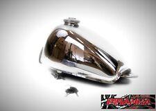 Chrome Gas Fuel Tank Honda Z50 Mini Trail 50 Monkey Bike Skyteam Piranha Pitster