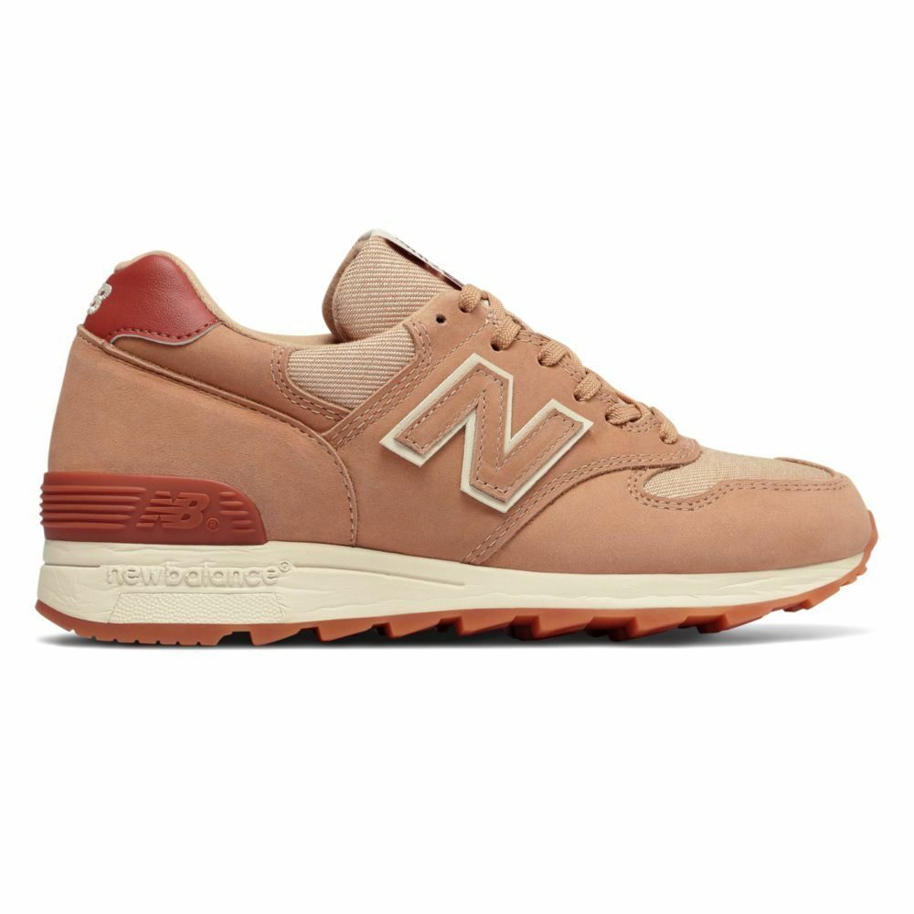 Women's New Balance 1400 Toast Auburn   W1400CT   W NB Classic Suede USA Tan Red