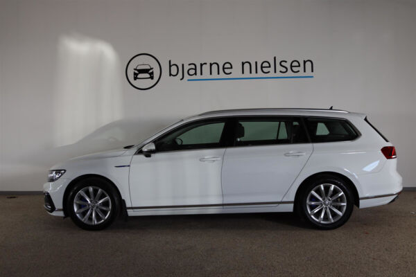 VW Passat 1,4 GTE Variant DSG - billede 1