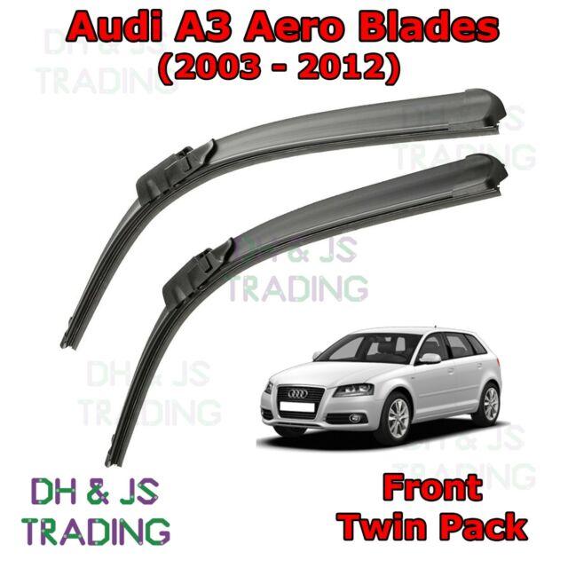Audi A3 8V Hatch Bosch Aerotwin Rear Window Windscreen Wiper Blade