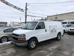 2009 Chevrolet Express Cargo Van 3500 HEAVY DUTY -EXTRA CLEAN-