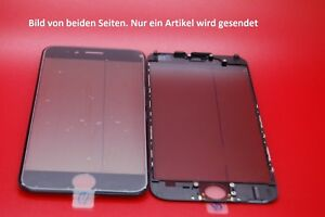 iPhone 6 Schwarz Installiert Bildschirm Glas Rahmen Oca Kleber Polarisator - lincoln, Lincolnshire, United Kingdom - iPhone 6 Schwarz Installiert Bildschirm Glas Rahmen Oca Kleber Polarisator - lincoln, Lincolnshire, United Kingdom