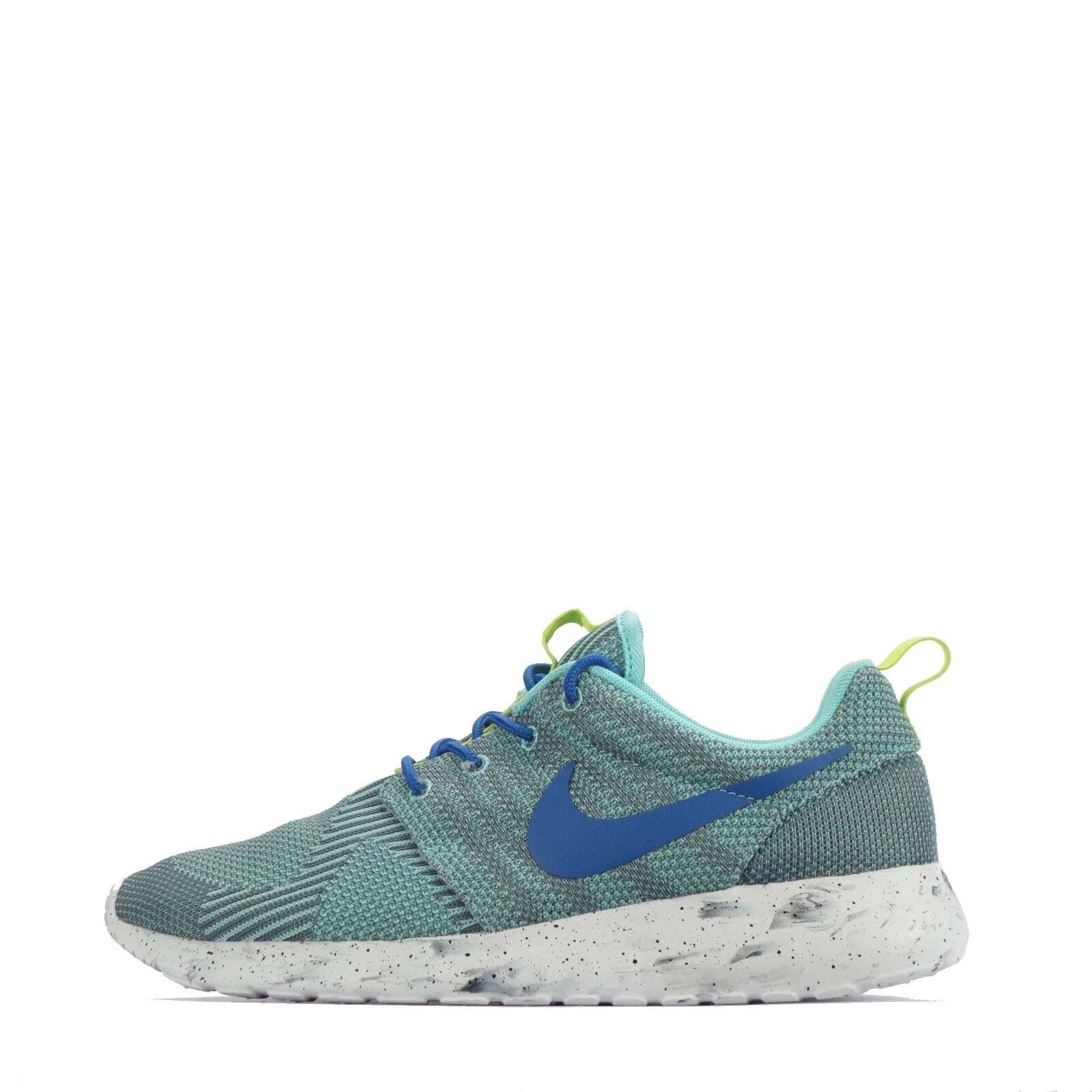 Nike verde ID ROSHERUN Mujer Zapatillas casuales en verde Nike / Azul 10c790