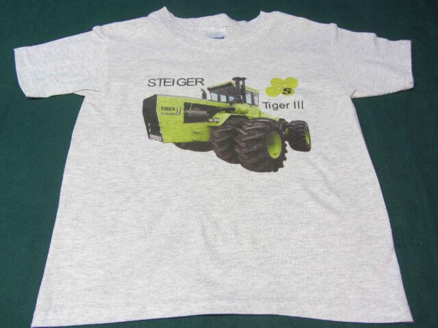 STEIGER SUPER WILDCAT II tractor tee shirt