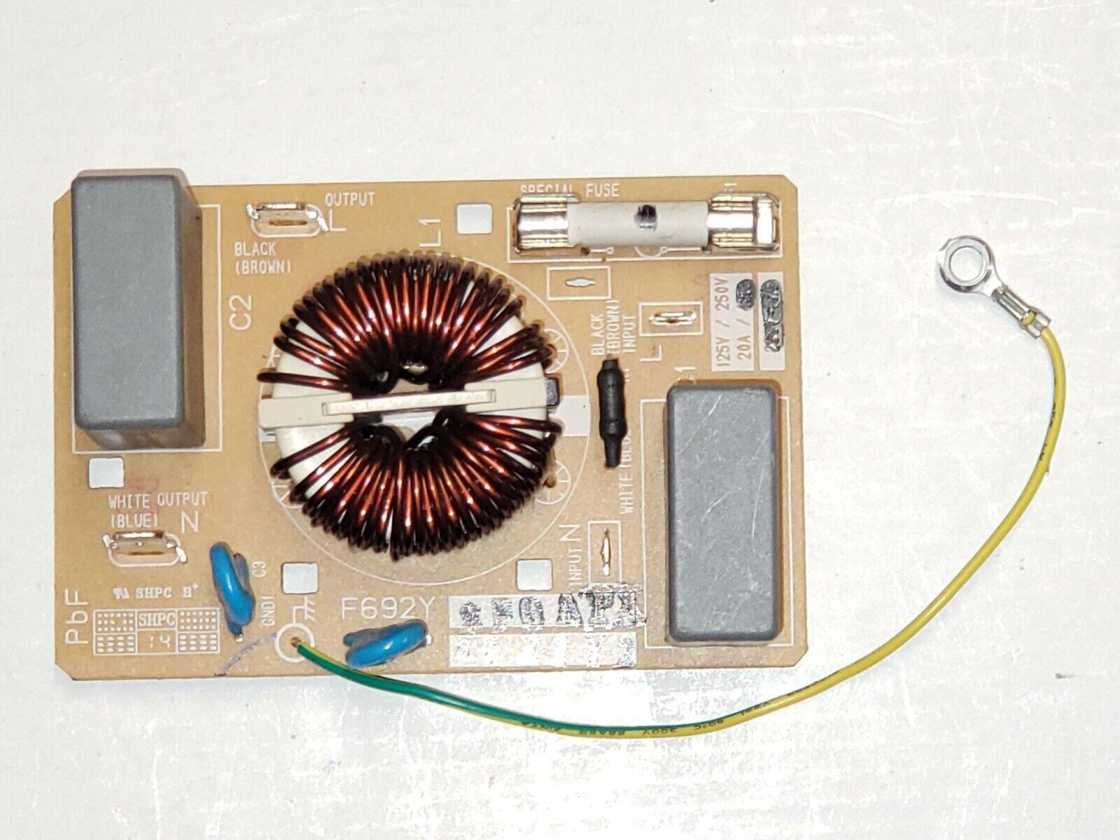 Panasonic Microwave Noise Filter Board