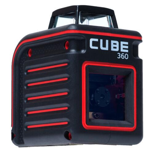 Bis 20m Halterung Koffer 70m ADA CUBE 360 Linienlaser Ultimate Stativ
