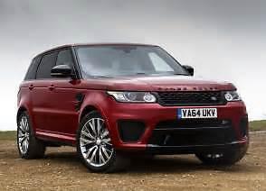 Range Rover Sport Land Rover L494 atelier de réparation service technique manuel