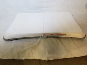 Nintendo Wii Fit Sports Balance Board Only Exercise Fitness No battery cover