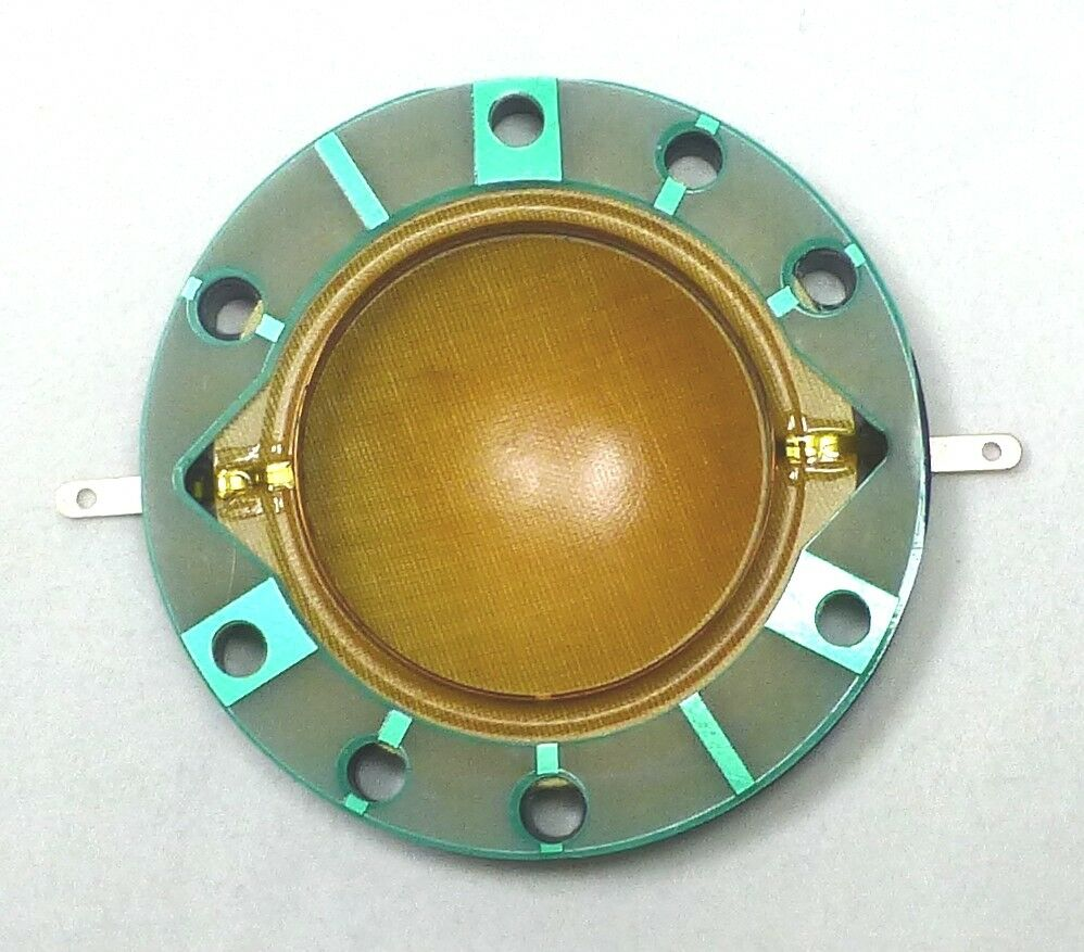 Reemplazo del diafragma Rcf Rcf Rcf M65 para N480, 481K,482, CD2520, EAW-15410065 8Ω Controlador 991705