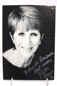 Original Autogramm Autograph JULIE HARRIS