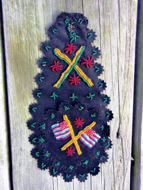 3c8b11d5c294 USA MOST RARE 41 Star Flag July 4th 1890 Memorabilia Americana Antique Folk  Art