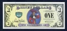 DISNEY DOLLARS, 2013D, PETER PAN. UNCIRCULATED, THE 26th YEAR