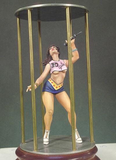 GO-GO GIRL, Figurine éredique ANDREA MINIATURES 1 22 - 80 mm - Réf.G009