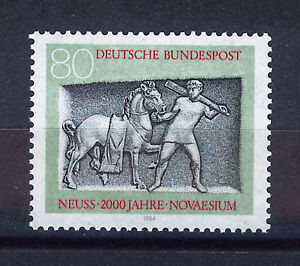 ALEMANIA-RFA-WEST-GERMANY-1984-MNH-SC-1421-Neuss-2000th-annv