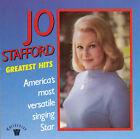 America's Most Versatile Singing Star by Jo Stafford (CD, Feb-1993, Corinthian)