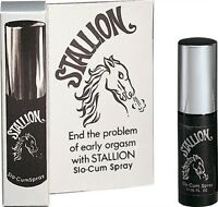 Stallion Spray Delay Desensitizing Spray For Men. Usa Made.