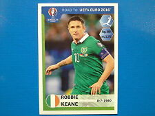 Panini UEFA Road to EURO 2016 France n.159 Keane Republic of Ireland
