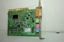 SCHEDA AUDIO CREATIVE SOUND BLASTER CT4810 PCI USATA BUONO STATO VBC 2589