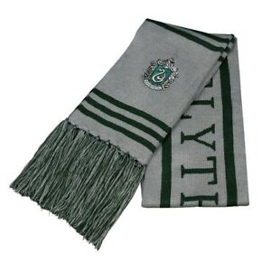 Harry-Potter-Vouge-Slytherin-House-Wool-Knit-Scarf-Wrap-Cosplay-Soft-Warm-Scarf
