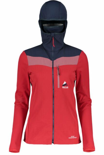 Maloja BilbaoM Ski Jacket Ski Jacke div Gr//Col 24119 Windstopper Snowjacket