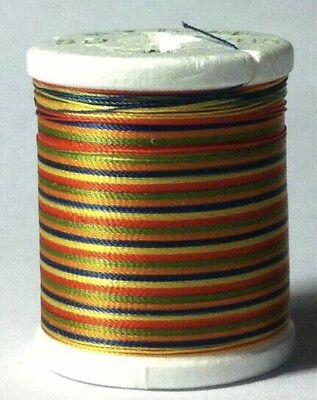 Gudebrod Champion SILK Thread Rod Winding Fly Tying Beading