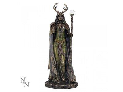 LADY della foresta-Wiccan Statuina