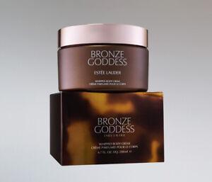 Estee Lauder Bronze Goddess Whipped Body Creme Net Wt 6 7 Oz 200 Ml New In Box Ebay