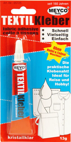 Textil-Kleber