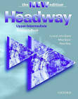 New Headway: Upper-Intermediate: Teacher's Book: Six-Level General English Course: Upper-intermediate level: Teacher's Book by Peter May, John Soars, Liz Soars, Mike Sayer (Paperback, 2005)