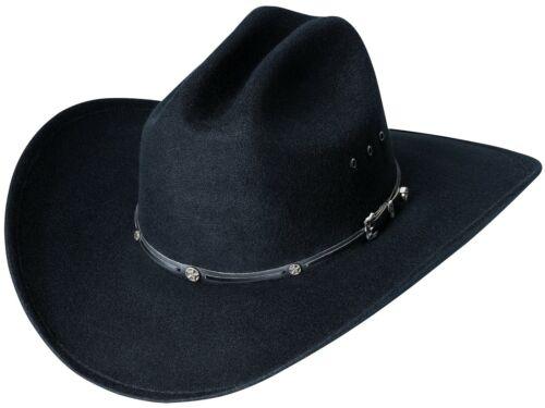 """Cerceau chapeau de cowboy bogarthut wollhut Countryhut Unisexe trilbys /""""San Antonio/"""""""